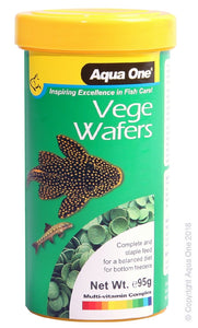 Aqua One Algae Wafers 95g