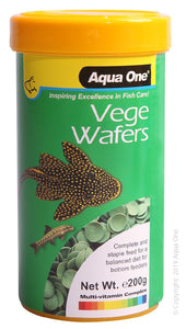 Aqua One Algae Wafers 200g