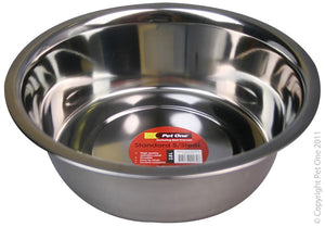 Pet One Bowl StandardStainless Steel 2.8L