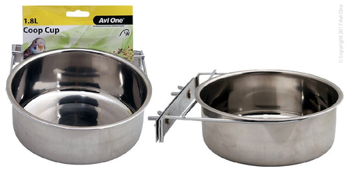 Avi One Coop Cup With Clamp Holder 1.34L