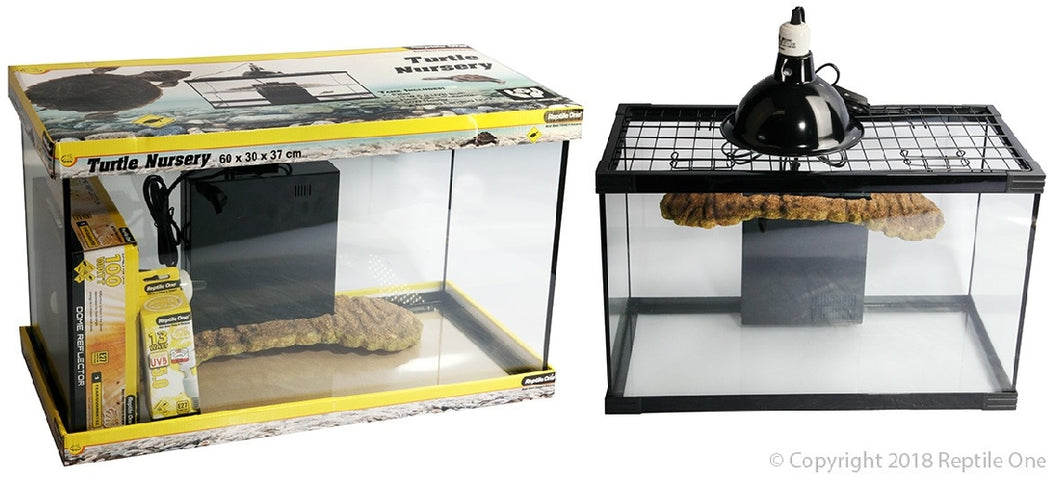 Turtle Nursery Kit 60X30X37