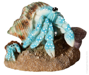 Aqua One Hermit Crab Mother And Baby Blue 8.1x6.7x5.8Cm