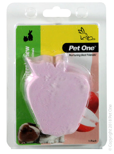 Pet One Mineral Chew Apple 80g