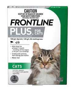 Frontline Cat Green up to 10kg