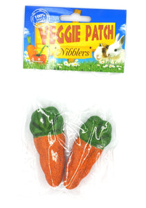 Veggie Patch Nibbler Carrot 2 pack