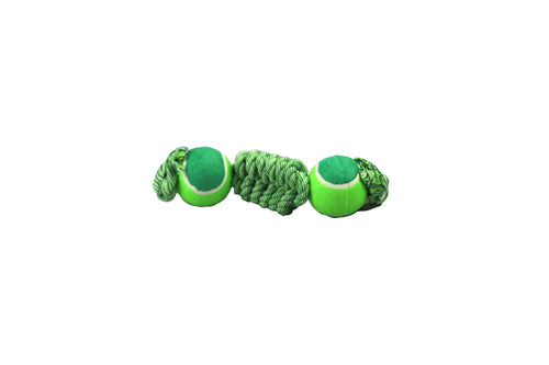TEETH & BREATH DOUBLE BALL TWISTER 39CM