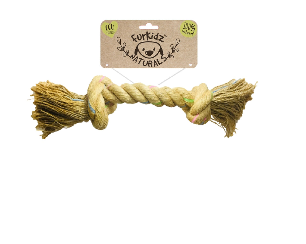 Natures Choice Knott Jute Toy 37cm (160-170gm)