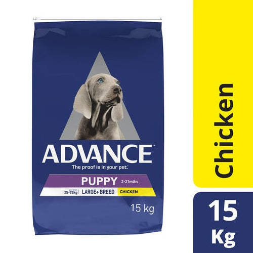 Advance Puppy Large Breed 15kg