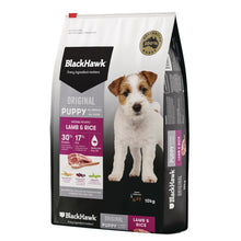 Black Hawk Puppy Lamb & Rice 10Kg