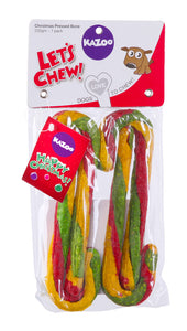 CHRISTMAS MUNCHY CANE 4 PACK