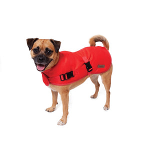 Kazoo Adventure Coat Red