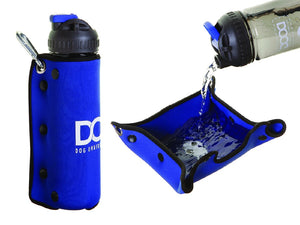 Doog 3 In 1 Bottle Blue
