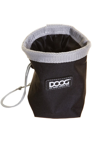 Doog Treat And Training Pouch Doog Black