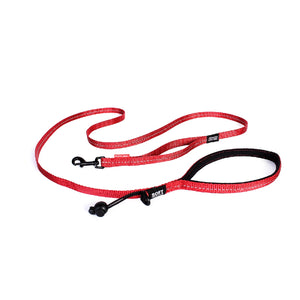 Ezy Dog Leash Soft Trainer with traffic control 12mm