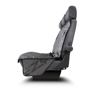 Ezy Dog Drive Seat Cover Rear - Charcoal