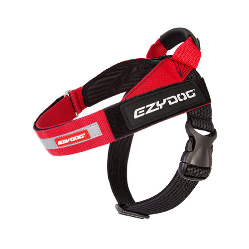 Ezy Dog Harness Express Red