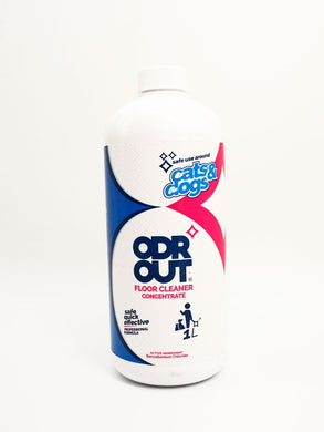 Odr Out Floor Cleaner all pets 1000ml