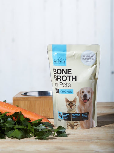 Chicken Bone Broth for Pets 500mL