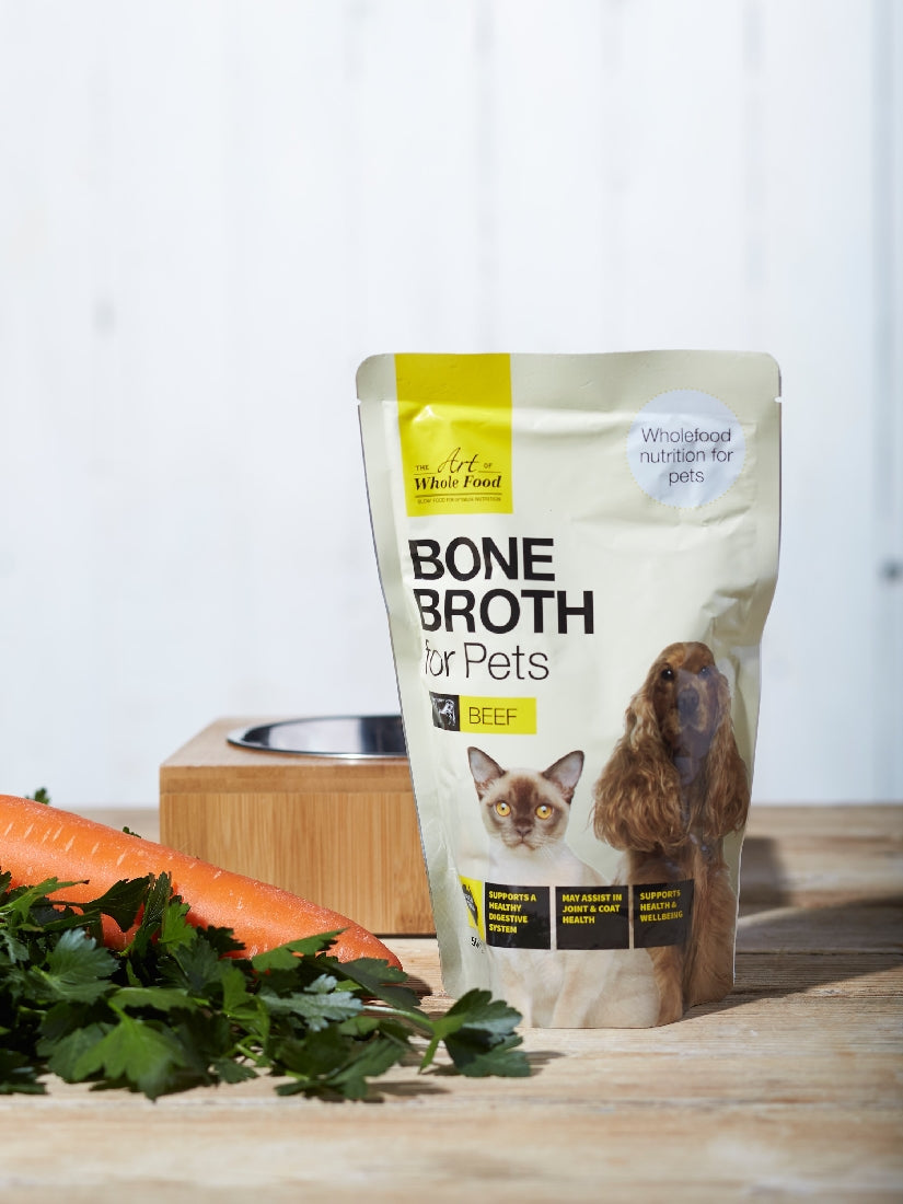 Beef Bone Broth for Pets 500mL