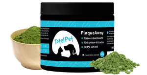 Total Pet plaqueAway 85g