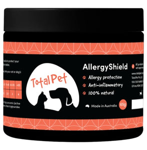 Total Pet AllergyShield 65g