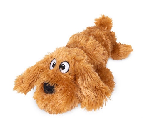 Yours Drooly Crackle Dog Toy