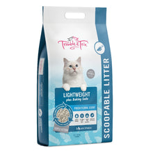 Trouble & Trix Light Weight Clumping litter with Baking Soda 15 ltr