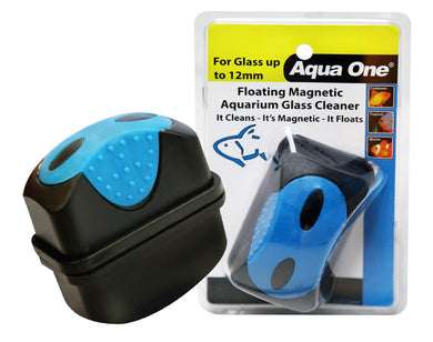 Magnetic aquarium class cleaner - We Know Pets
