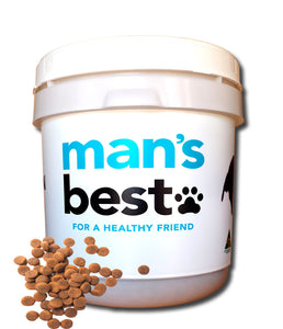 Man's Best Premium Adult Lamb Grain Free - 11kg