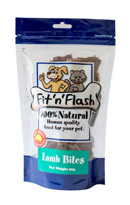 Fit 'n' flash lamb bites 50gm bulk buy!