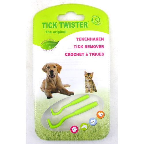O'Tom tick twister- tick remover -2 pack