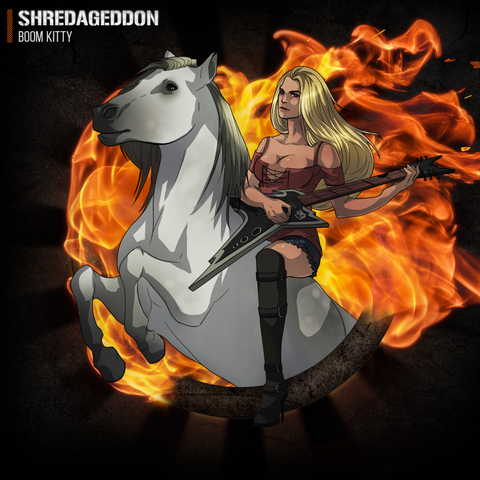 Shredageddon (lossless)