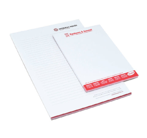 A6 Notepads (free freight)