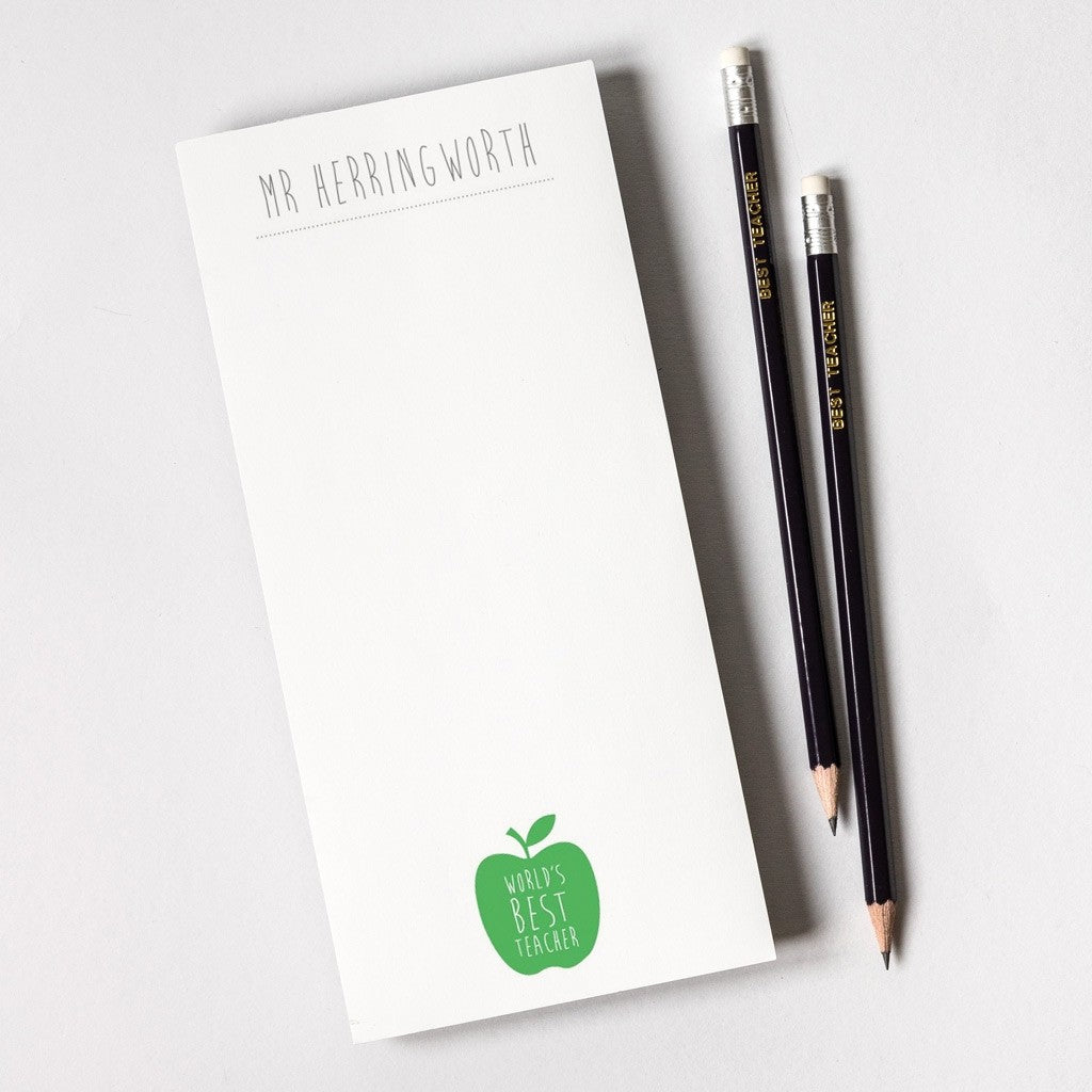 DL Notepads (free freight)