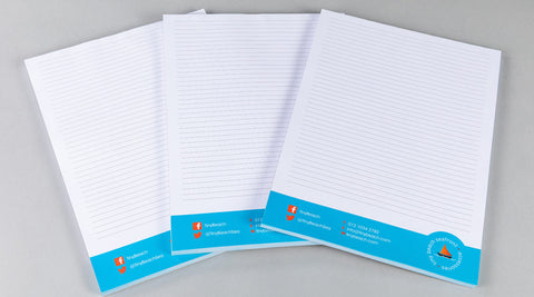A4 Notepads (free freight)