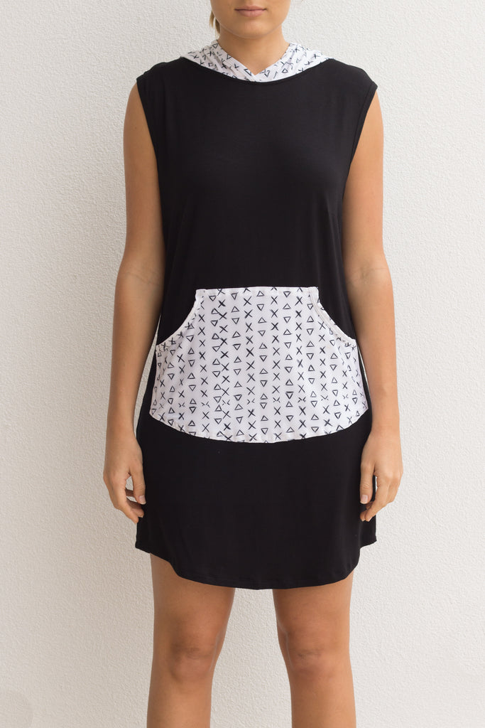 Ex's & Love Triangles Mini Dress