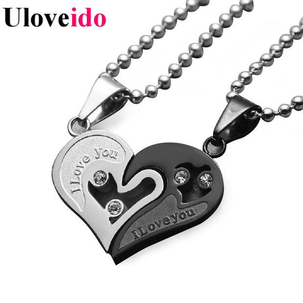 Heart Love Necklaces