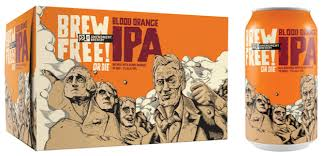 21 st Amendment Blood Orange IPA 6-pk cans - Beernow.us - Ross Beverage