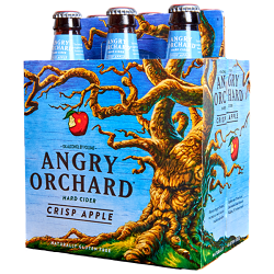 Angry Orchard Crisp - 6pk - Beernow.us - Ross Beverage