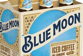 Blue moon Coffee blonde - Beernow.us - Ross Beverage