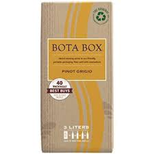 Bota Box - Pinot Grigio - Beernow.us - Ross Beverage