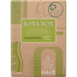 Bota Box - Chardonnay 3 L - Beernow.us - Ross Beverage