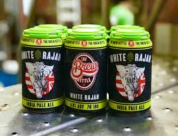 Brew Kettle - White Rajah IPA 6-pk cans