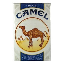 Camel Blue / Light Box - Beernow.us - Ross Beverage
