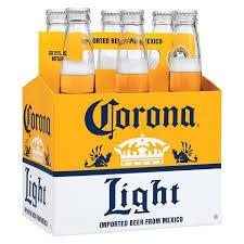 Corona Light 6-pk - Beernow.us - Ross Beverage