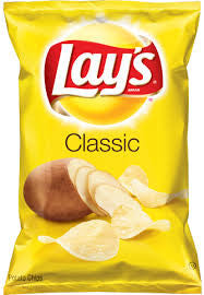 Frito Lays - Lays Classic 8 oz - Beernow.us - Ross Beverage