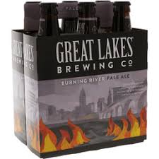 Great Lakes - Burning River Pale Ale 6-pk