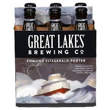 Great Lakes - Edmund Fitzerland Porter 6-pk