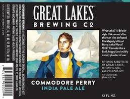 Great Lakes - Commodore Perry IPA 12-pk