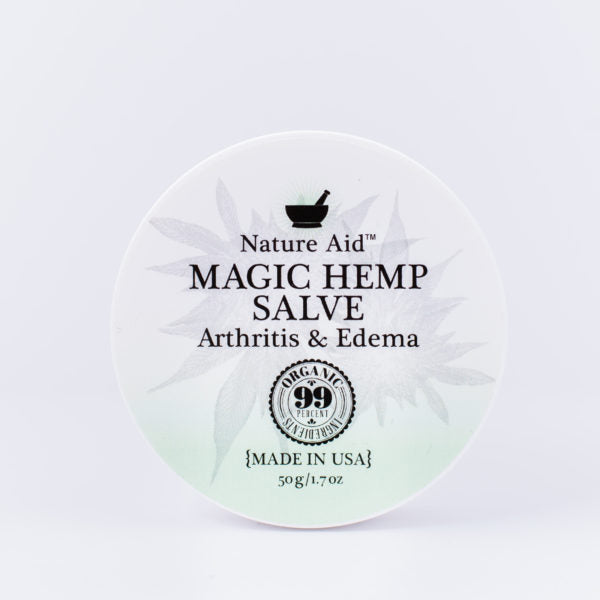 Magic Hemp Salve – Arthritis and Edema - Beernow.us - Ross Beverage